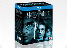 Harry Potter Blu-ray Box Set