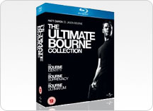 Bourne Blu-ray Collection