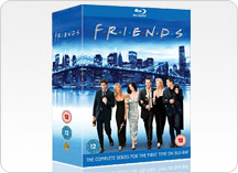 Friends Blu-ray