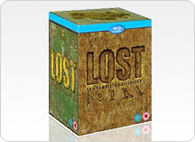Lost Blu-ray Box Sets