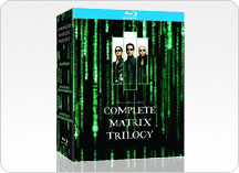 Matrix Trilogy Blu-ray Box Set
