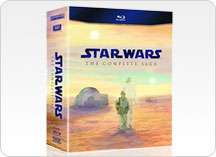 Star Wars Saga Blu-ray Box Set